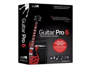 eMedia Guitar Pro 6 - Deluxe Soundbank Edition