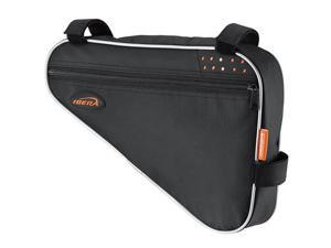 Ibera IB-FB1-M Bicycle Triangle Frame Bag, Medium
