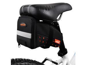 Ibera Strap-on Saddle Bag - Medium
