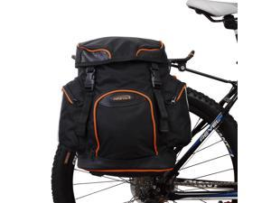 Ibera IB-BA4 Bicycle Quick-Release Commuter Panniers