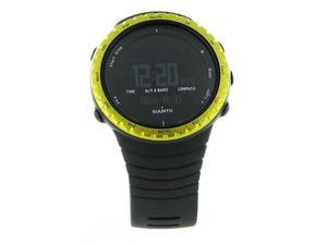 Suunto Core Black Yellow Wristop Computer Watch