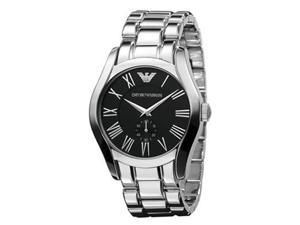 Armani Classic Mens Quartz Stainless Steel Watch