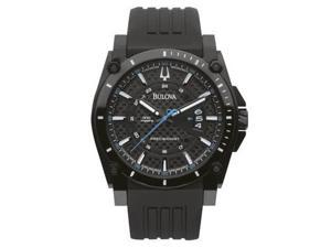 Bulova Precisionist Mens Quartz Stainless Steel