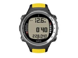 Suunto D4i with Yellow Strap and USB - SS018532000