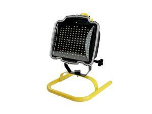 Neiko 40281A Super Bright 150 SMD LED Rechargeable Cordless Work light with Stand and Lithium-ion Battery