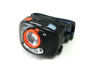 Cree Sensor+ Adv XP-C Super Bright LED Headlamp Flashlight, Handsfree On-Off Switch