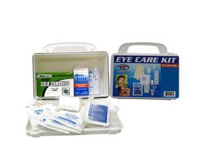 Tooluxe Eye Care First Aid Kit for Home and Office, OSHA Certified