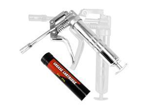 Tooluxe Mini Grease Gun, Pistol Grip