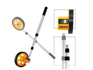 10,000 FT Large Digital LCD Display Measuring Wheel