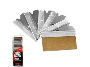 Tooluxe 100-Piece Razor Blades