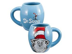 Dr. Seuss Cat in the Hat Ceramic Mug