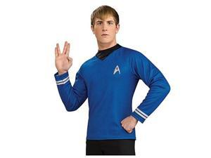 Star Trek Movie Deluxe Spock Blue Shirt
