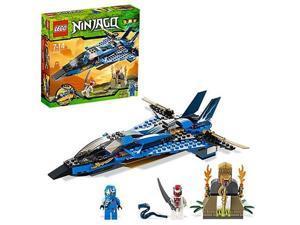 LEGO Ninjago 9442 Jay's Storm Fighter