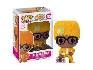 Yo Gabba Gabba DJ Lance Rock Pop! Vinyl Figure