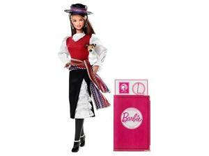 Barbie Dolls of the World Chile Doll