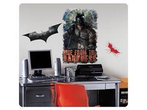 Batman Dark Knight Rises Darkness Giant Wall Decal