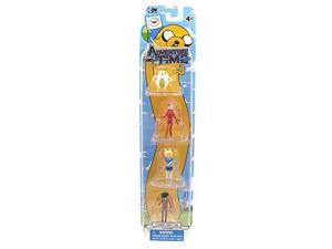 Adventure Time 2-Inch Deluxe Fionna and Cake Action Figures