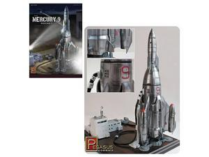 Mercury 9 Space Rocket Model Kit