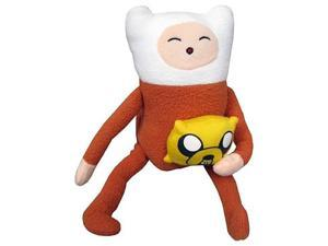 Adventure Time Finn in Pajamas 7-Inch Plush