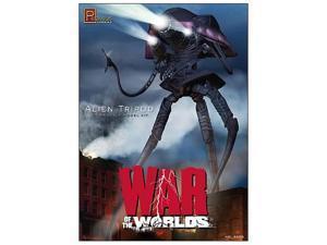 War of the Worlds 2005 Alien Tripod Model Kit