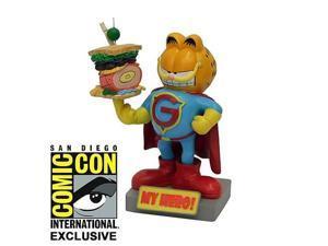 Garfield Cat My Hero SDCC 2012 Exclusive Bobble Head