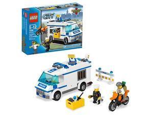 LEGO City 7286 Prisoner Transport Case
