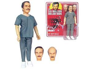 Six Million Dollar Man Dr. Rudy Wells 8-Inch Action Figure