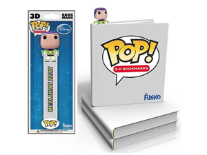 POP Disney Buzz Lightyear 3D Bookmark