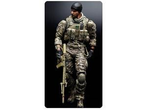 Medal of Honor Warfighter Preacher Play Arts Kai Figure
