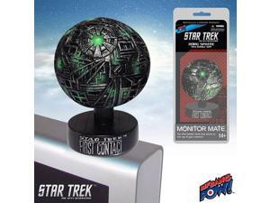 Star Trek: First Contact Borg Sphere Monitor Mate Ship