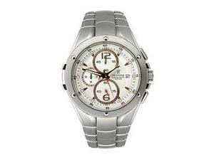 Festina Steel Collection Chronograph Textured White Dial Men's watch #F6798/1