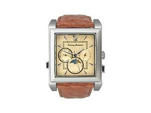 Tommy Bahama Toscana Moon Phase Gold-Tone Dial Men's Watch #TB1161