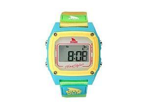 Freestyle Shark Clip Nylon Strap Digital Grey Dial Women's watch #FS84862