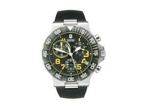 Victorinox Swiss Army Summit XLT Chronograph Grey Dial Mens Watch 241408
