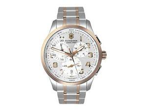 Victorinox Alliance Chrono Two-Tone Mens Watch 241299