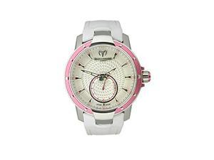 TechnoMarine UF6 3H White Mother-of-Pearl Dial Women's Watch #609018