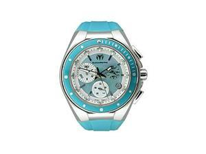 TechnoMarine Cruise Collection Steel Mother-of-pearl Dial Unisex watch #110006