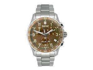 Victorinox Swiss Army Chrono Classic Brown Dial Men's watch #249011