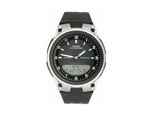Casio AW80-1AV Men's Analog & Digital 30 Page Databank 10-Year Battery Watch