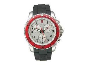VIctorinox Swiss Army Maverick GS Silver-Tone Dial Men's Watch #241433