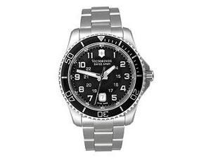 Victorinox Swiss Army Maverick GS Black Dial Men's Watch #241436