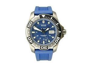 Victorinox Swiss Army Dive Master 500 Blue Ice Mecha Mens Watch 241425