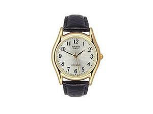 Casio Men's Leather watch #MTP-1094Q-7B2