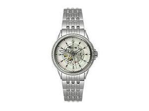 Bulova Diamond See-Through Dial Women's Watch #96R139