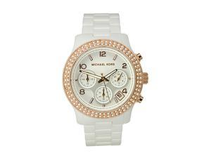 Michael Kors Ladies Quartz Ceramic Watch