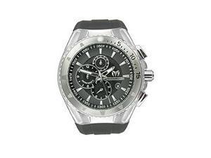 Technomarine Cruise Black Dial Chronograph Mens Watch 110048