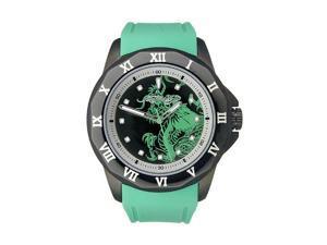 Ed Hardy Roman - Green Men's watch #RM-GN