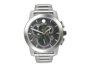 Movado Vizio Chrono Carbon Fiber Dial Men's watch #606083