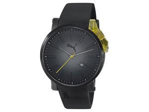 Puma PU Strap Black Degrade Dial Men's watch #PU102631003
