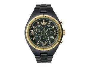 Adidas Aluminum Cambridge Chronograph Black Dial Unisex watch #ADH2577